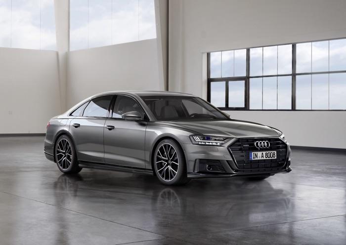 New Audi A8 comes with predictive active suspension