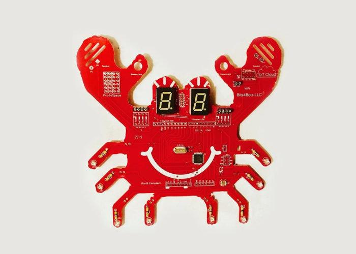Crabbie Arduino development board