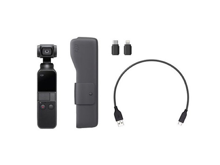 Save 8% on the DJI Osmo Pocket Handheld 3-Axis Gimbal with 4K Camera