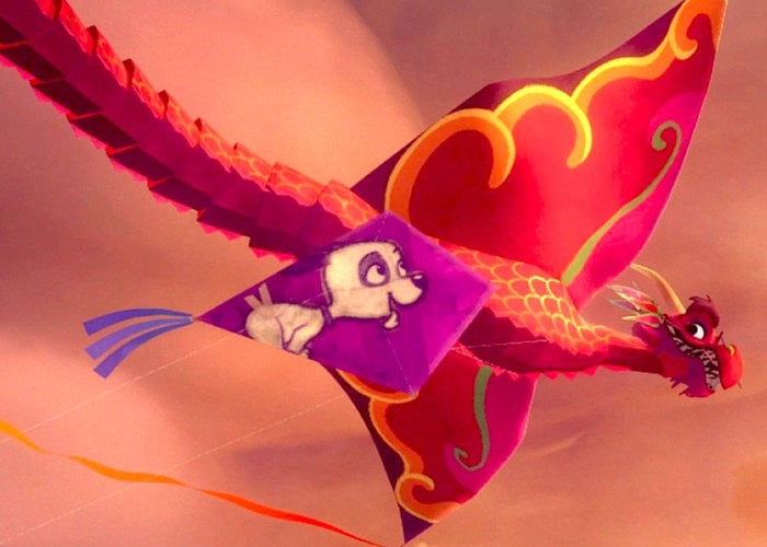Disney Animation Studios VR short a Kite's Tale premiers at SIGGRAPH 2019