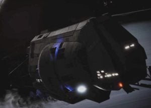Elite Dangerous Fleet Carriers