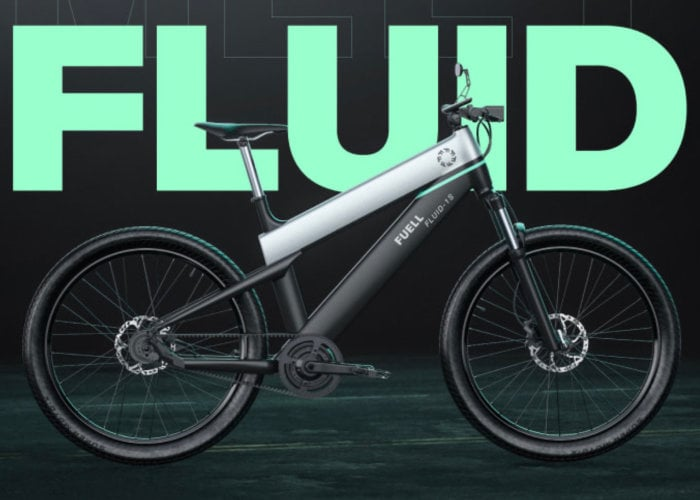 FUELL Fluid electic bike