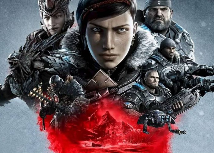 Gears 5 PC system requirements