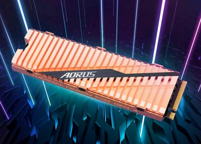 Gigabyte Aorus PCIe 4.0 SSD prices start from $260 for 1TB