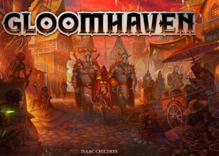Gloomhaven video game