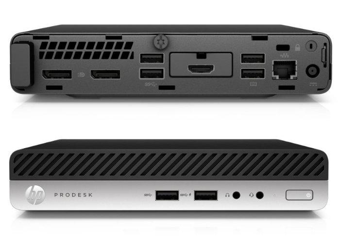 HP ProDesk mini PC