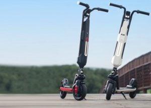 KIQ electric scooter