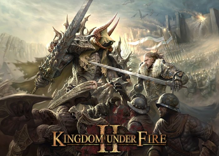 Kingdom Under Fire 2 launhcing in Europe and US this year