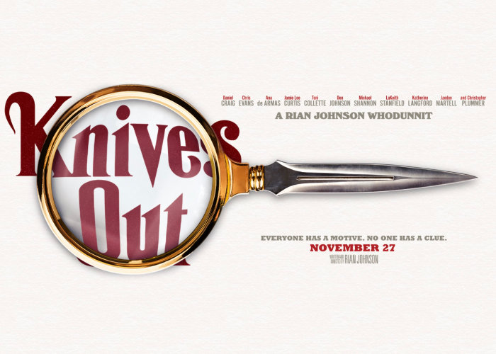 Knives Out movie 2019