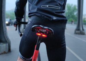 LUCIA smart bicycle light