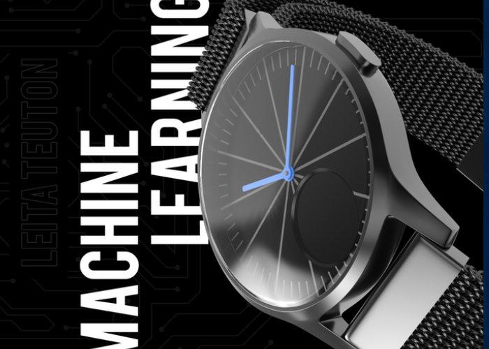 Leita Teuton Mechanical Smartwatch
