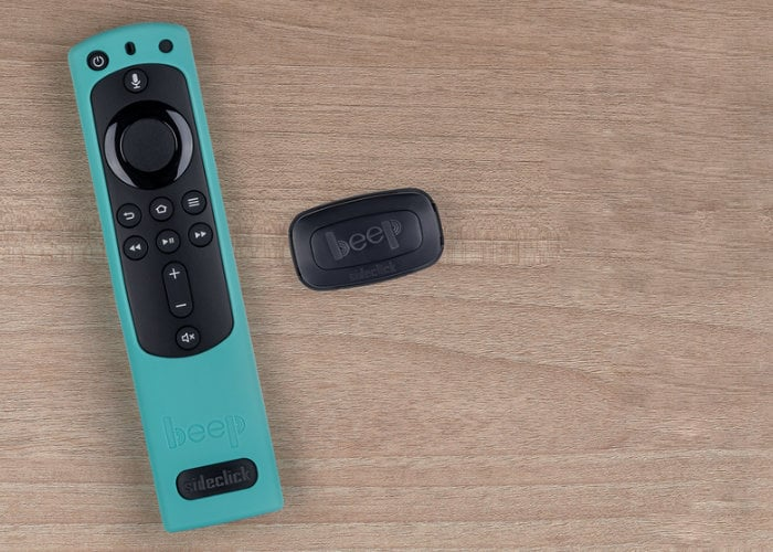 Locate your remote easily with Beep