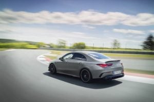 Mercedes AMG A 45 4MATIC+ and CLA 45 4MATIC