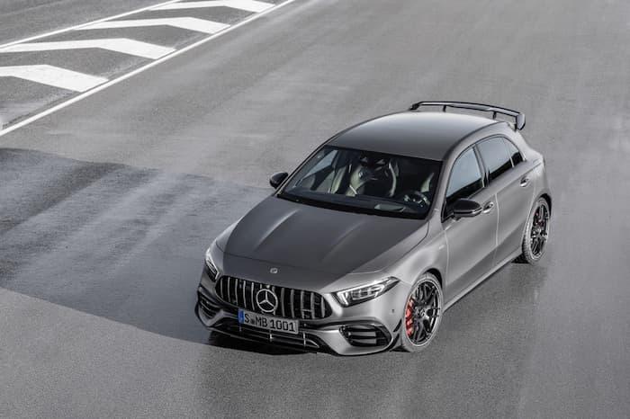 Mercedes AMG A 45 4MATIC+ and CLA 45 4MATIC