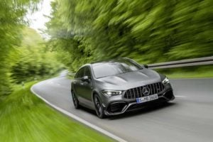 Mercedes AMG CLA 45 4Matic+ Shooting Break
