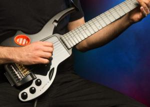 Modular guitar