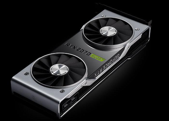 NVIDIA RTX 2070 Super graphics card
