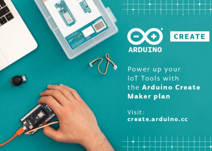 New Arduino Create Maker subscription plan announced