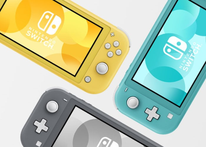 Nintendo Switch Lite officially launches from $199