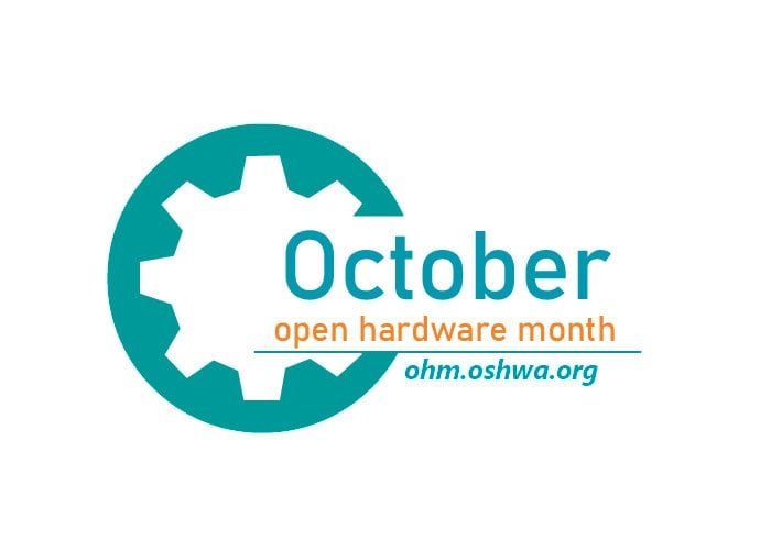 October is Open Hardware month 2019
