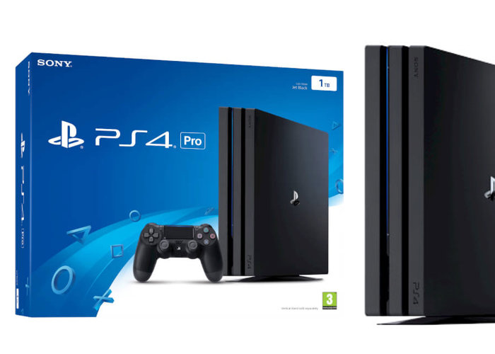 PlayStation 4 Pro 1080p gaming