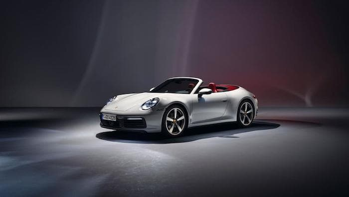 New Porsche 911 Carrera Coupe and Cabriolet revealed