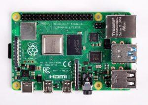 Raspberry-Pi-4 SSD
