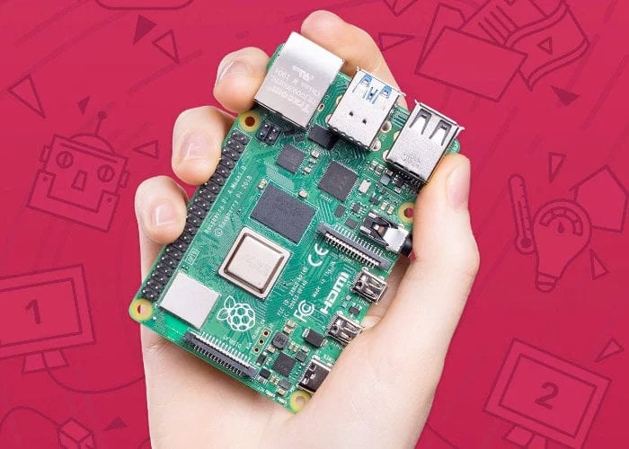 New Raspberry Pi 4 firmware will reduce board temp by up to