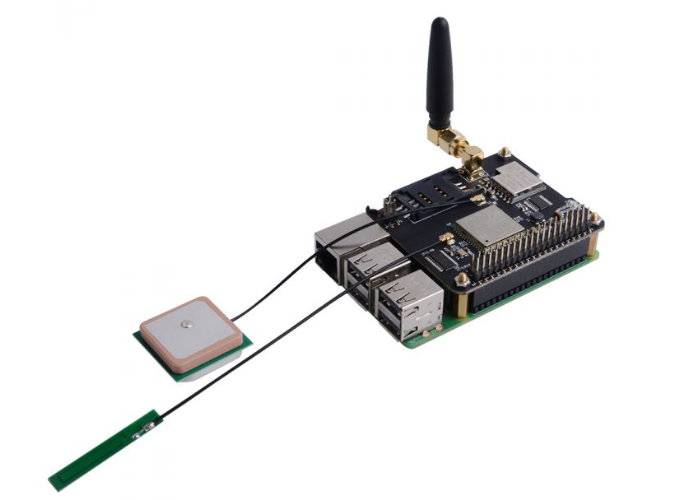 Raspberry Pi Docker Pi IoT Node-1