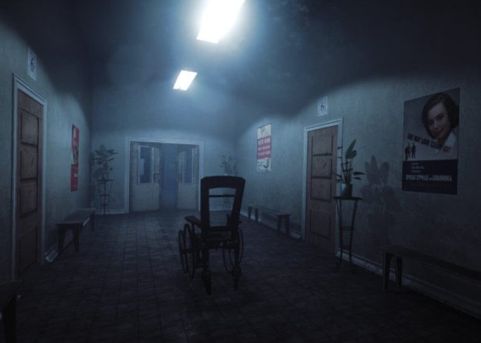 PlayStation VR psychological horror game Rise of Insanity now available