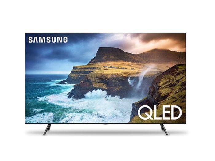 Enter the Samsung 65″ QLED 4K Smart TV Giveaway