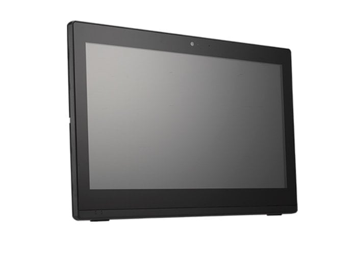 Shuttle fanless All-in-One PC with 19.5″ multitouch display