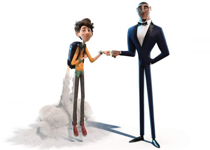 Spies in Disguise movie 2019