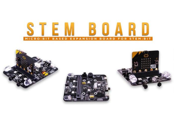 Stem:Bit programmable micro:bit blocks