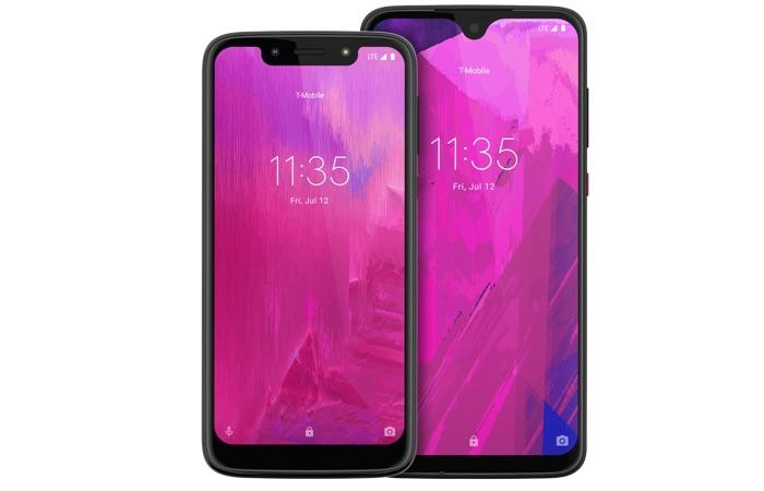 T-Mobile REVVLRY and REVVLRY+