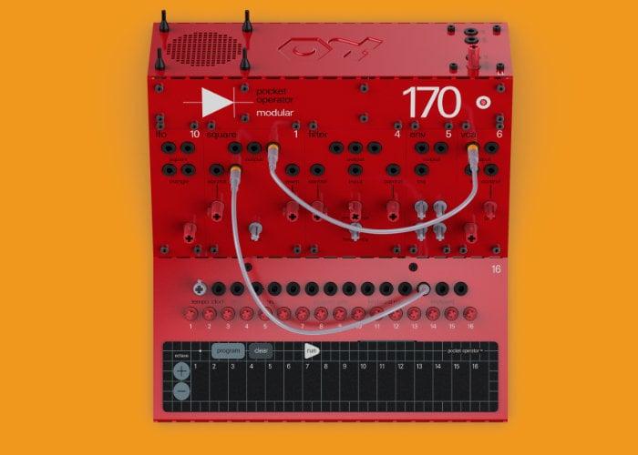 Teenage Engineering 170 modular synth