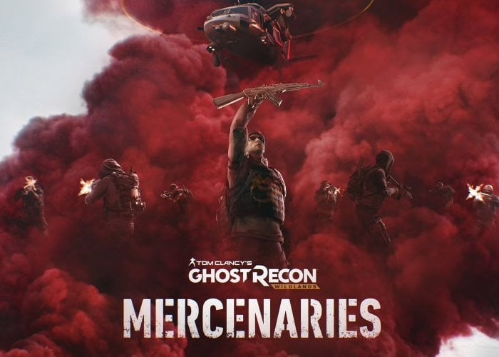 Tom Clancy's Ghost Recon Wildlands Mercenaries