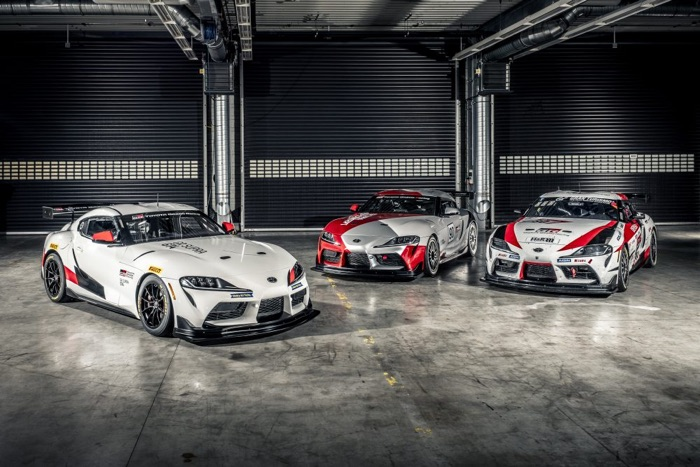 Toyota confirms customer program for Supra GT4