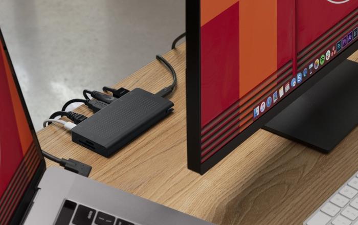Twelve South StaGo USB-C Hub
