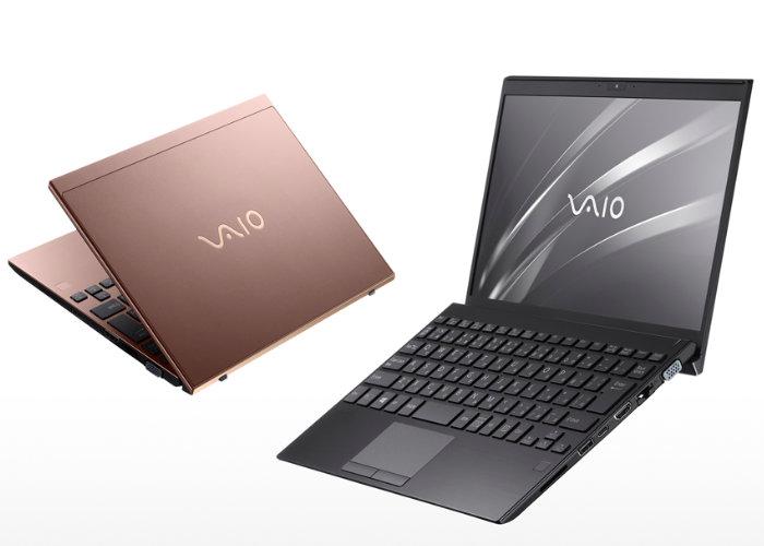 VAIO SX12 laptop
