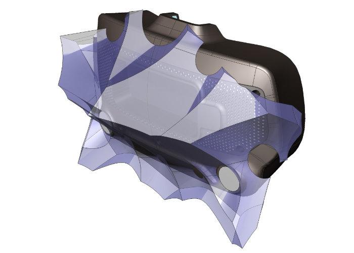 Valve Index VR CAD files