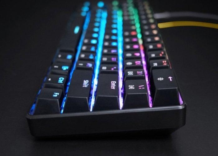 Ventus One gaming keyboard