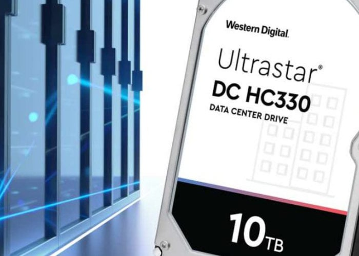 WD Ultrastar DC HC330