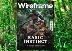 Wireframe games magazine issue 18