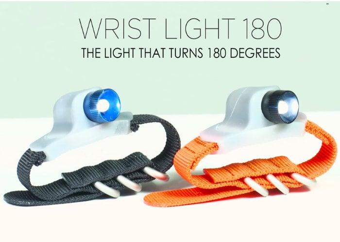 WristLight 180