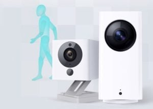 Wyze people detection