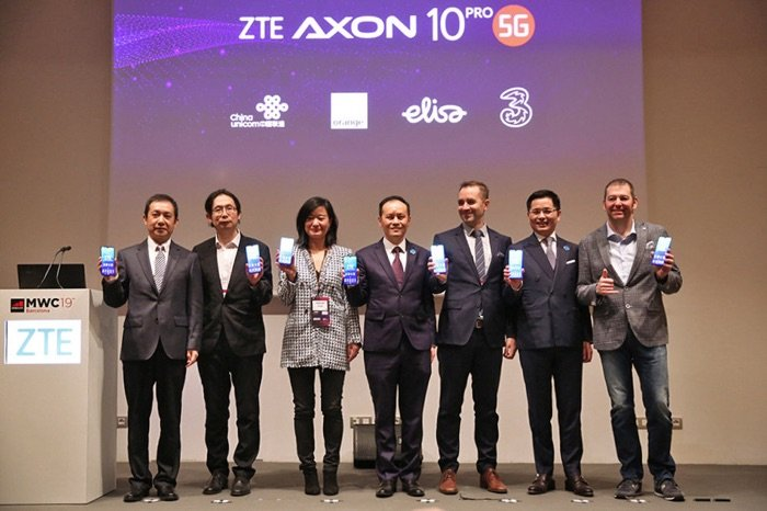 ZTE Axon 10 Pro 5G gets certifies in China