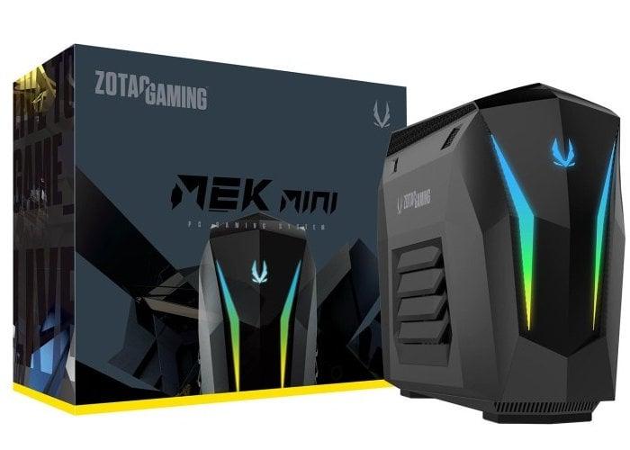 Zotac Mek Mini gaming PC