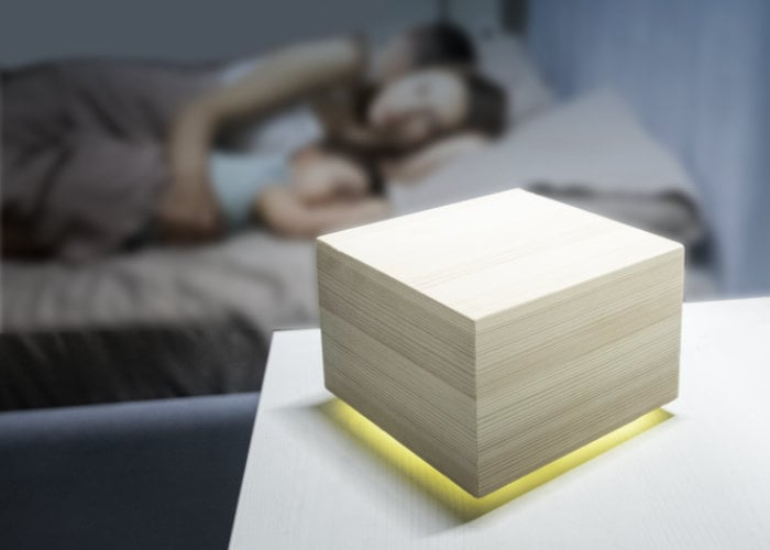 Zucklight wireless charger and innovative sleepbox helps you rest more effectively