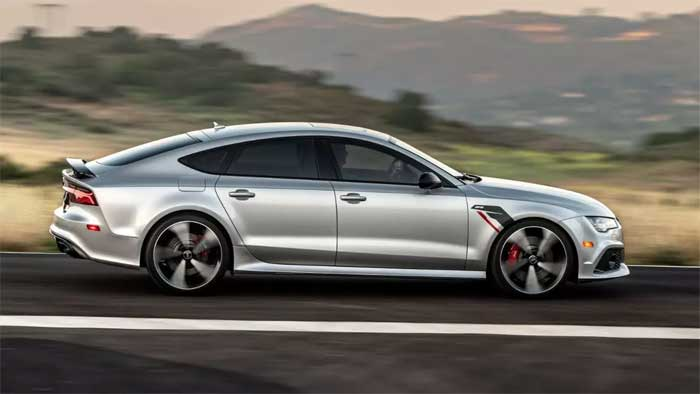 Audi RS7 is fast and bulletproof